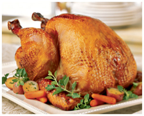 Order Cooked Thanksgiving Turkey  HoneyBaked Ham Coupons from PinPoint PERKS