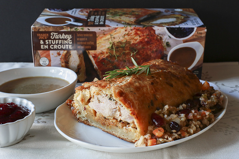 Order Cooked Thanksgiving Turkey  Trader Joe s Thanksgiving in a Box Will Cut Your Holiday