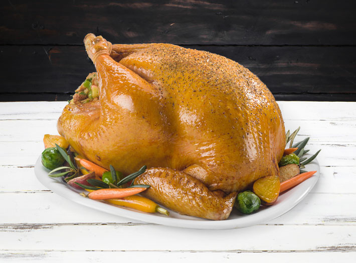 Order Cooked Thanksgiving Turkey  Order Thanksgiving Dinner line Sprouts