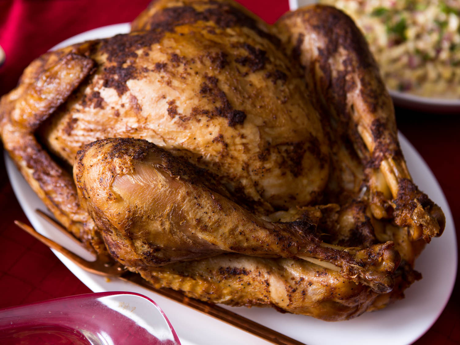 Order Fried Turkey For Thanksgiving  A Fast Food Thanksgiving That s Actually Delicious