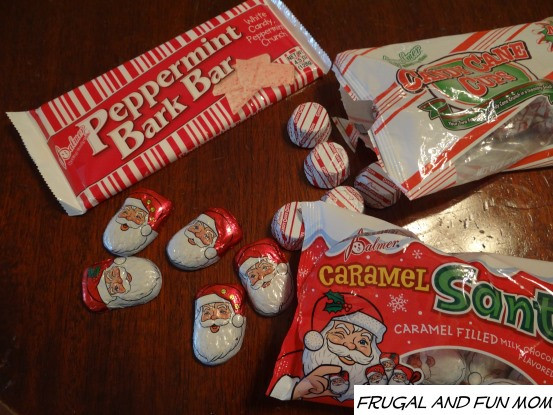 Palmer Christmas Candy  Filling Our Stockings and Decorating Treats With Palmer