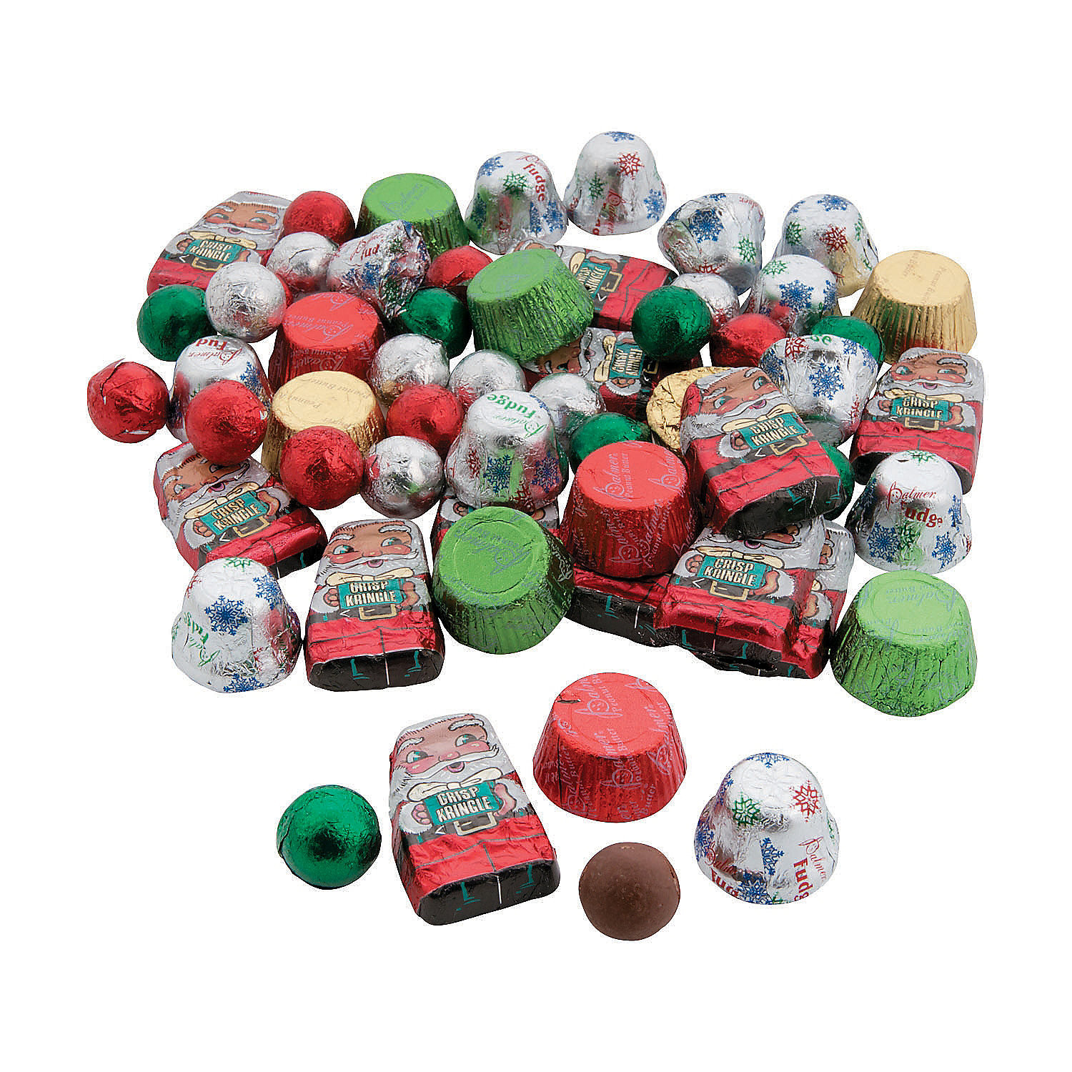 Palmer Christmas Candy  Palmer Holiday Treats Chocolate Candy Oriental Trading