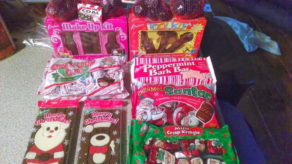 Palmer Christmas Candy  Inspired by Savannah Don t For Palmer Christmas Candy