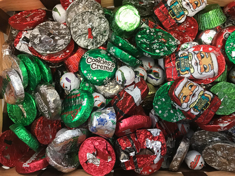 Palmer Christmas Candy  Stuff Their Stockings with RM Palmer Christmas Candy