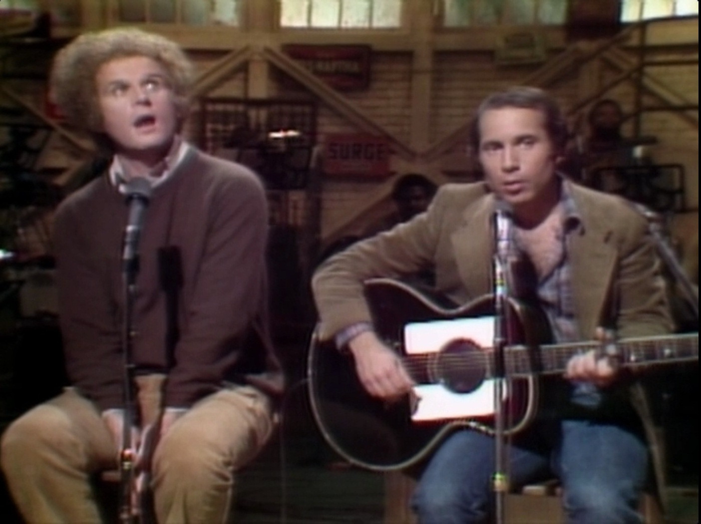"Paul Simon Thanksgiving Turkey Snl  Holiday Reviews Saturday Night Live ""Charles Grodin"