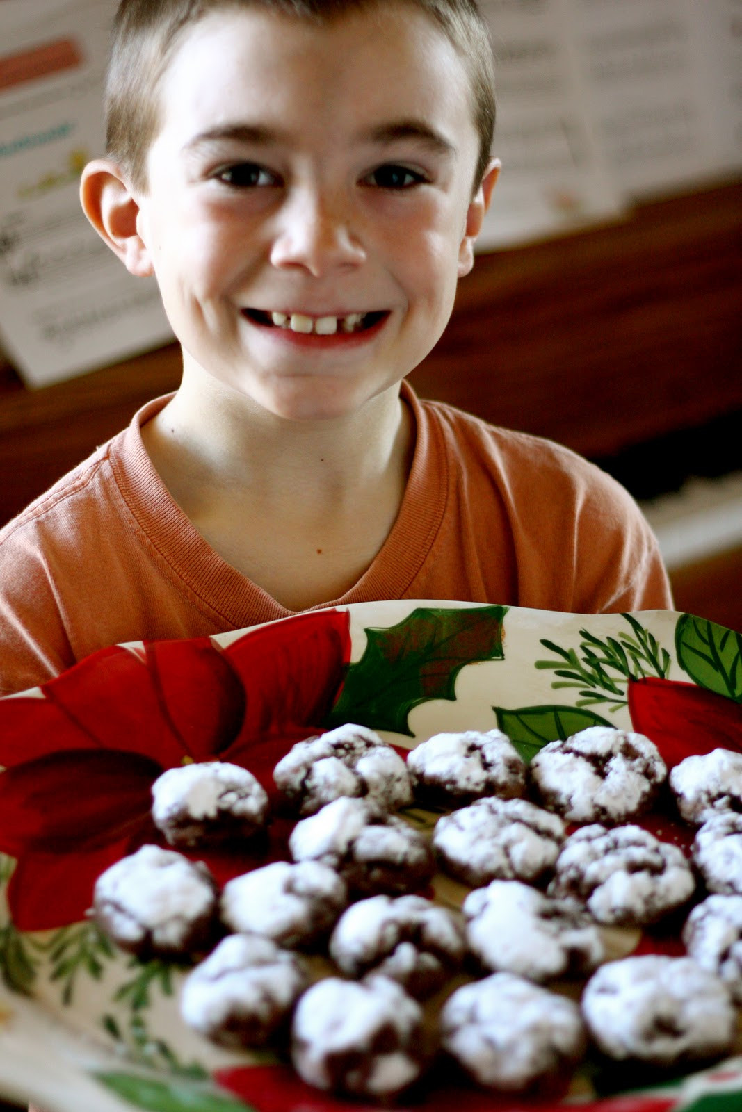 Paula Dean Christmas Cookies  my life in a house full of boys 25 days of cookies
