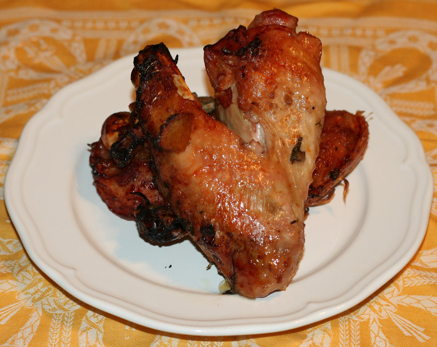 Paula Dean Thanksgiving Turkey  Paula deens turkey wings recipes paula deens turkey