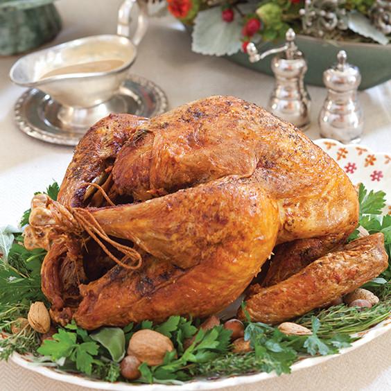 Paula Deen Turkey Recipes For Thanksgiving  Deep Fried Turkey with Gravy Paula Deen magazine