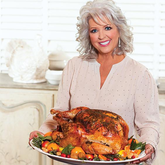 Paula Deen Turkey Recipes For Thanksgiving  Thanksgiving Menus Paula Deen Magazine
