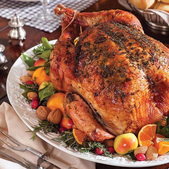Paula Deen Turkey Recipes For Thanksgiving  Herb Roasted Turkey Paula Deen Magazine