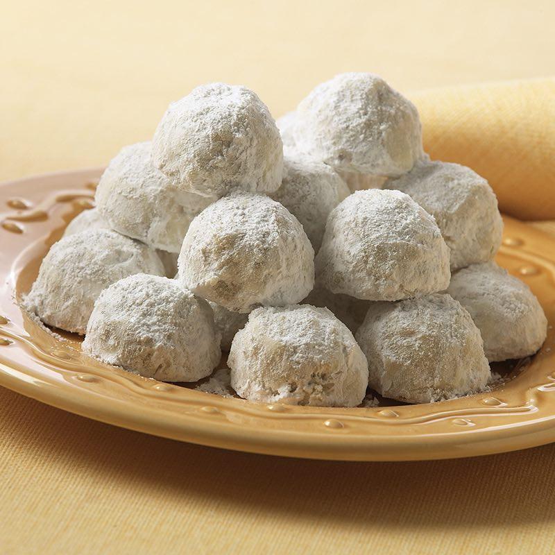 Pecan Balls Christmas Cookies  Pecan Cookie Balls