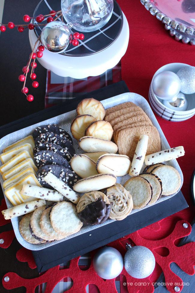 Pepperidge Farms Christmas Cookies  Eye Candy Creative Studio RECIPE Holiday Pasta Bites