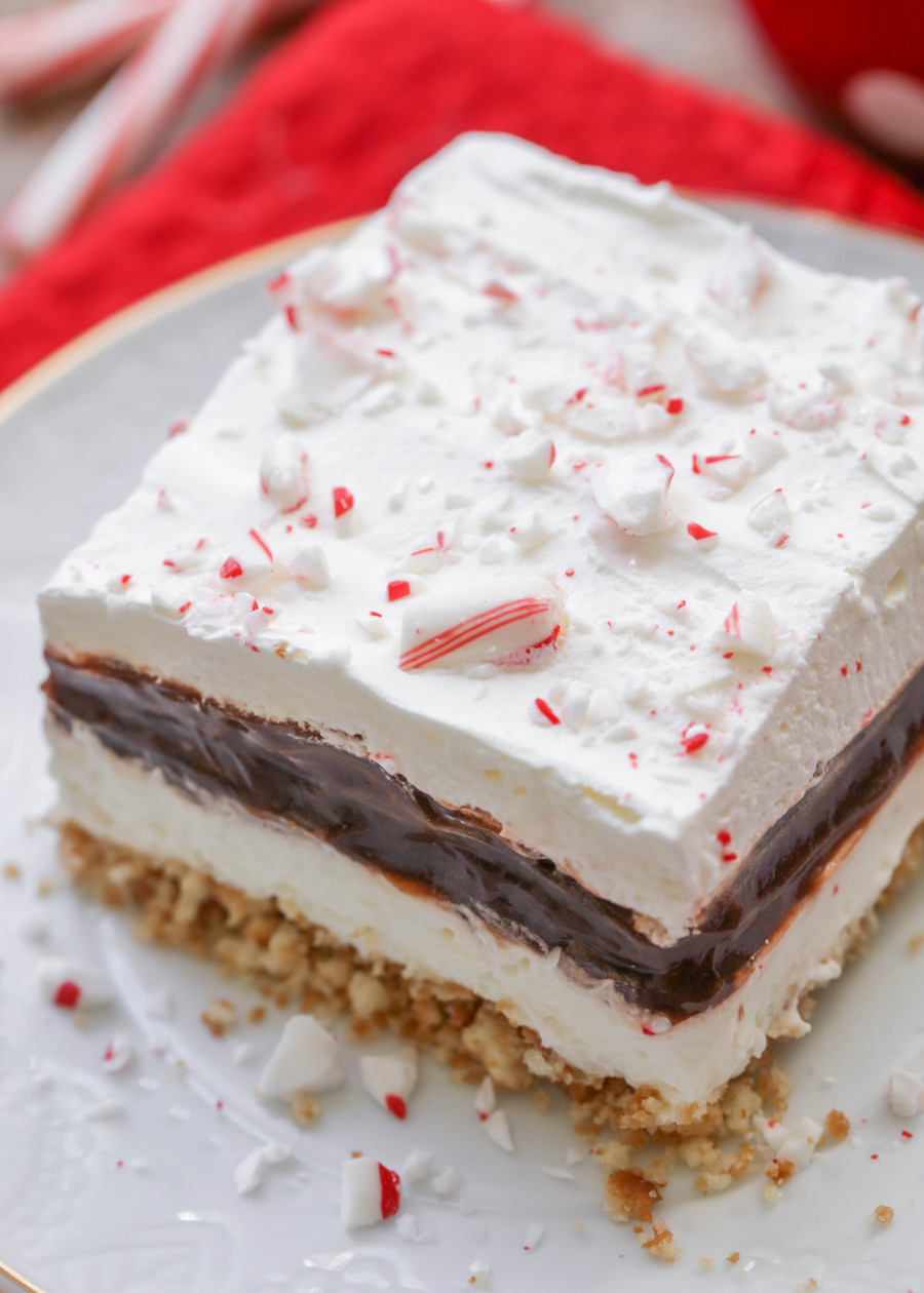 Peppermint Desserts Christmas  Peppermint Chocolate Delight Lil Luna