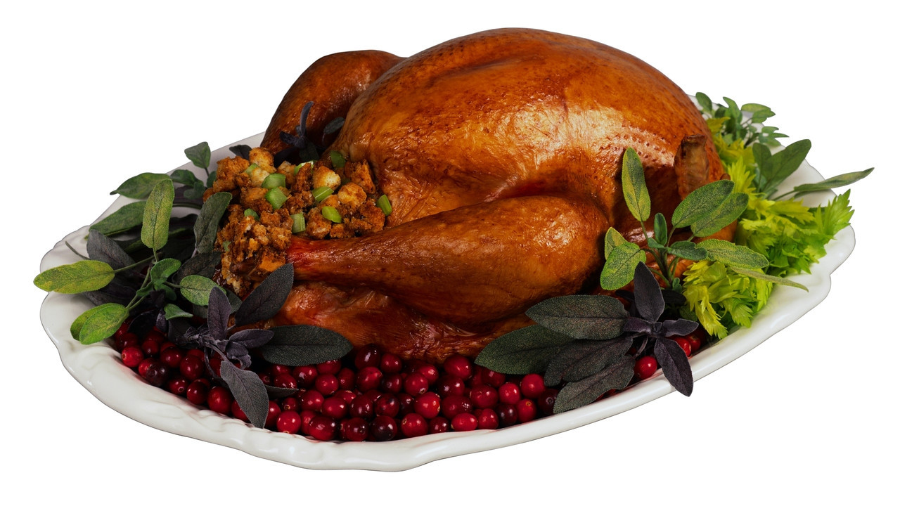 Pics Of Thanksgiving Turkey  Top 10 Favorite Thanksgiving Dishes ward State