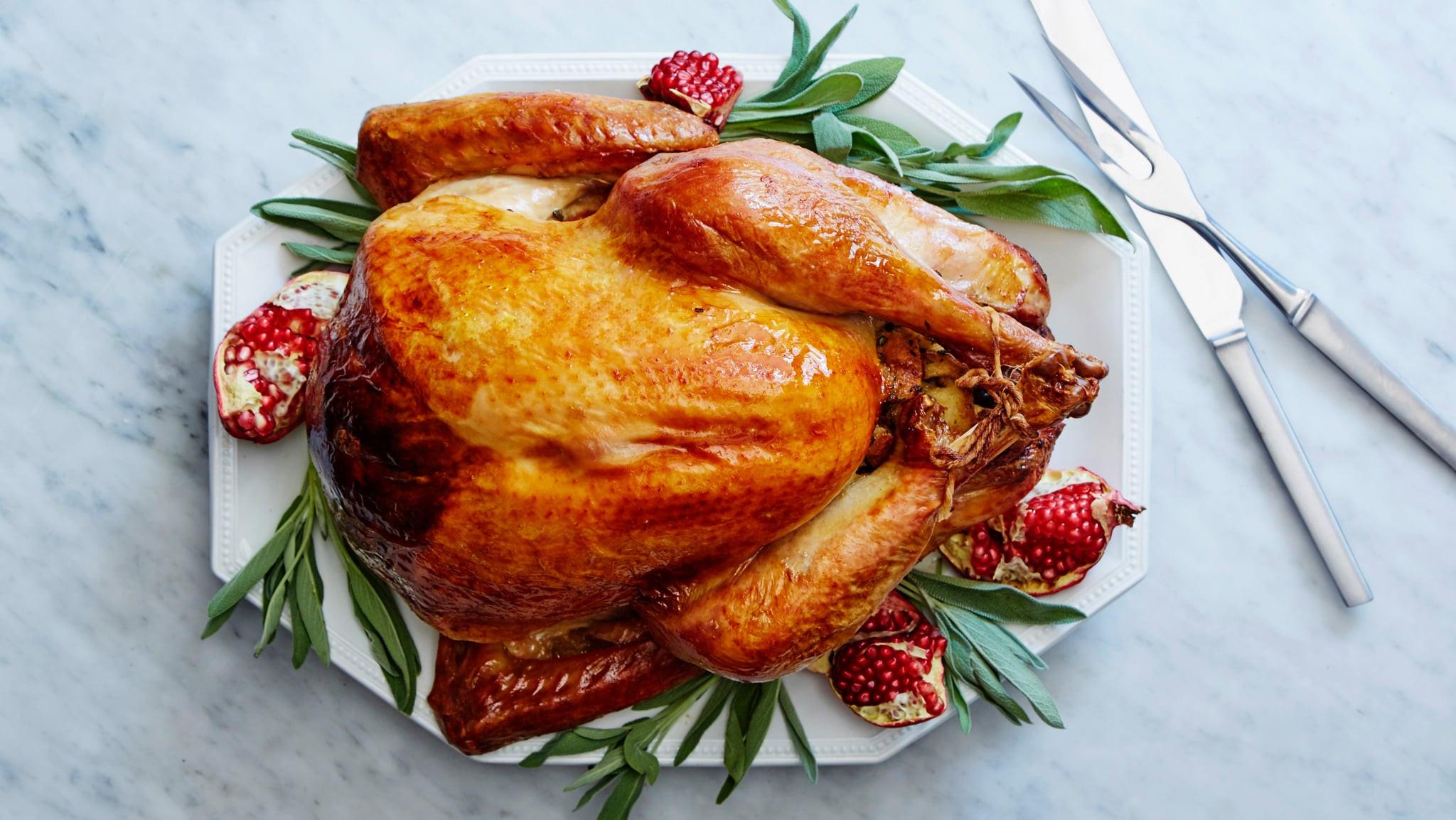 Pics Of Thanksgiving Turkey  Martha Stewart Thanksgiving Turkey Recipe