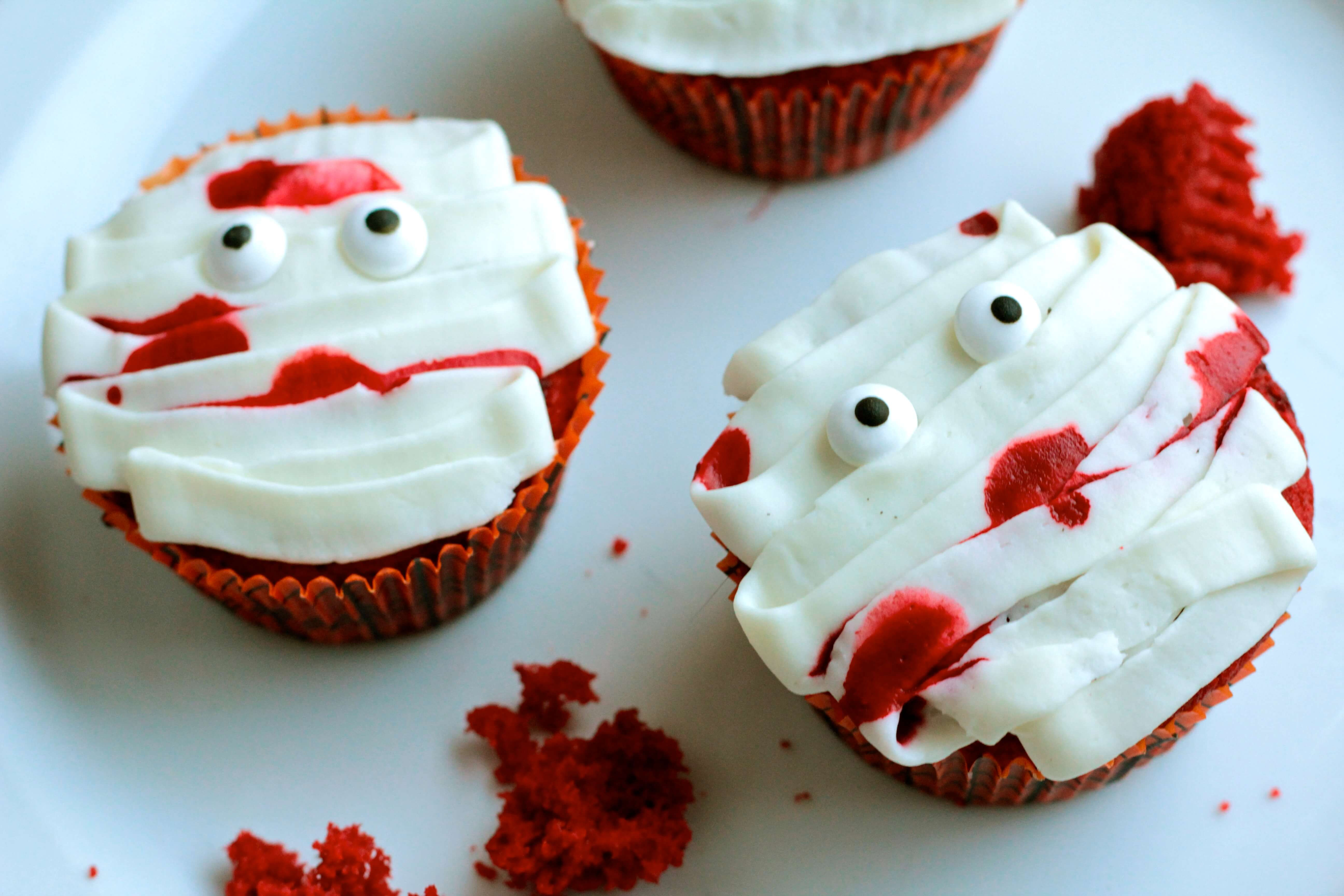 Picture Of Halloween Cupcakes  Fun Halloween Cupcakes
