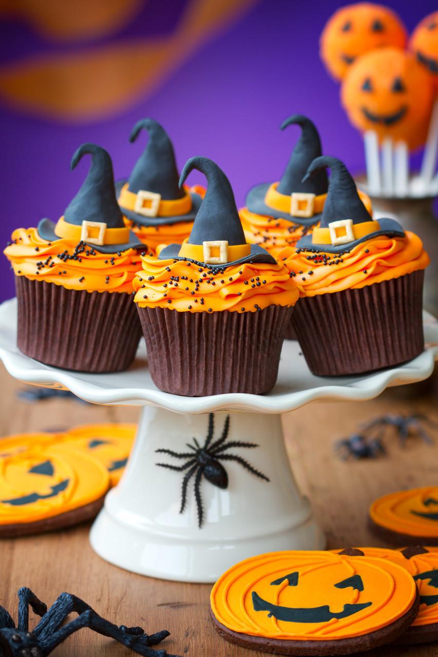 Picture Of Halloween Cupcakes  Halloween Cupcake Ideas