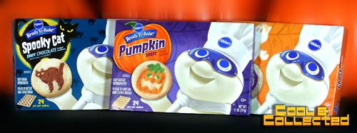 Pillsbury Halloween Cookies  Best Halloween Packaging and Advertising for 2010 part 4