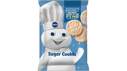 Pillsbury Ready To Bake Christmas Cookies  Pillsbury™ Ready to Bake ™ Sugar Cookies Pillsbury