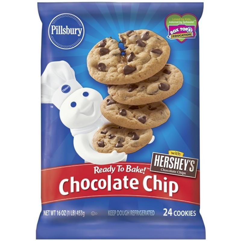 Pillsbury Ready To Bake Christmas Cookies  Walmart Pillsbury Cookie Dough $1 75 FTM