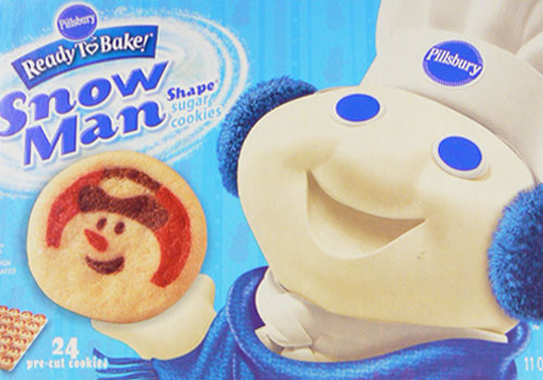 Pillsbury Ready To Bake Christmas Cookies  Choosy Beggars Rate Christmas Cookies Part 1