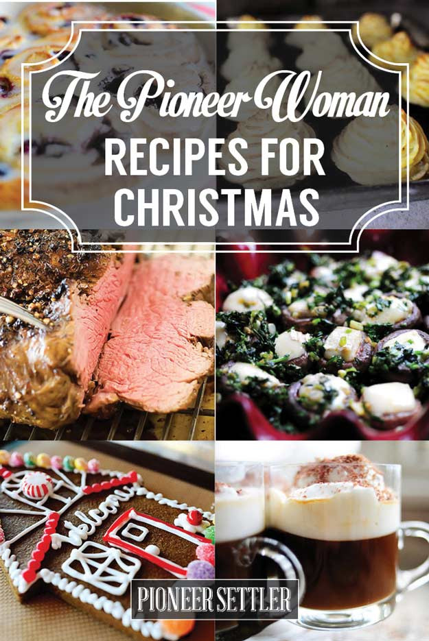 Pioneer Woman Christmas Appetizers  25 Pioneer Woman Recipes for Christmas