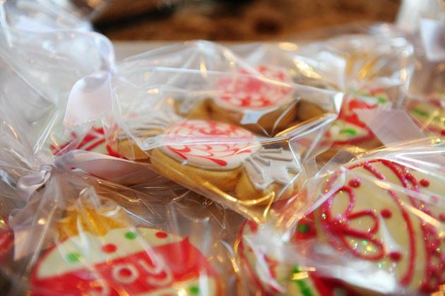 Pioneer Woman Christmas Cookies  Decorated Christmas Cookies