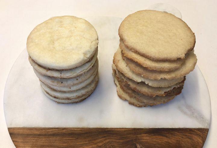 Pioneer Woman Christmas Cookies  Pioneer Woman Shortbread Cookies Vs Ina Garten