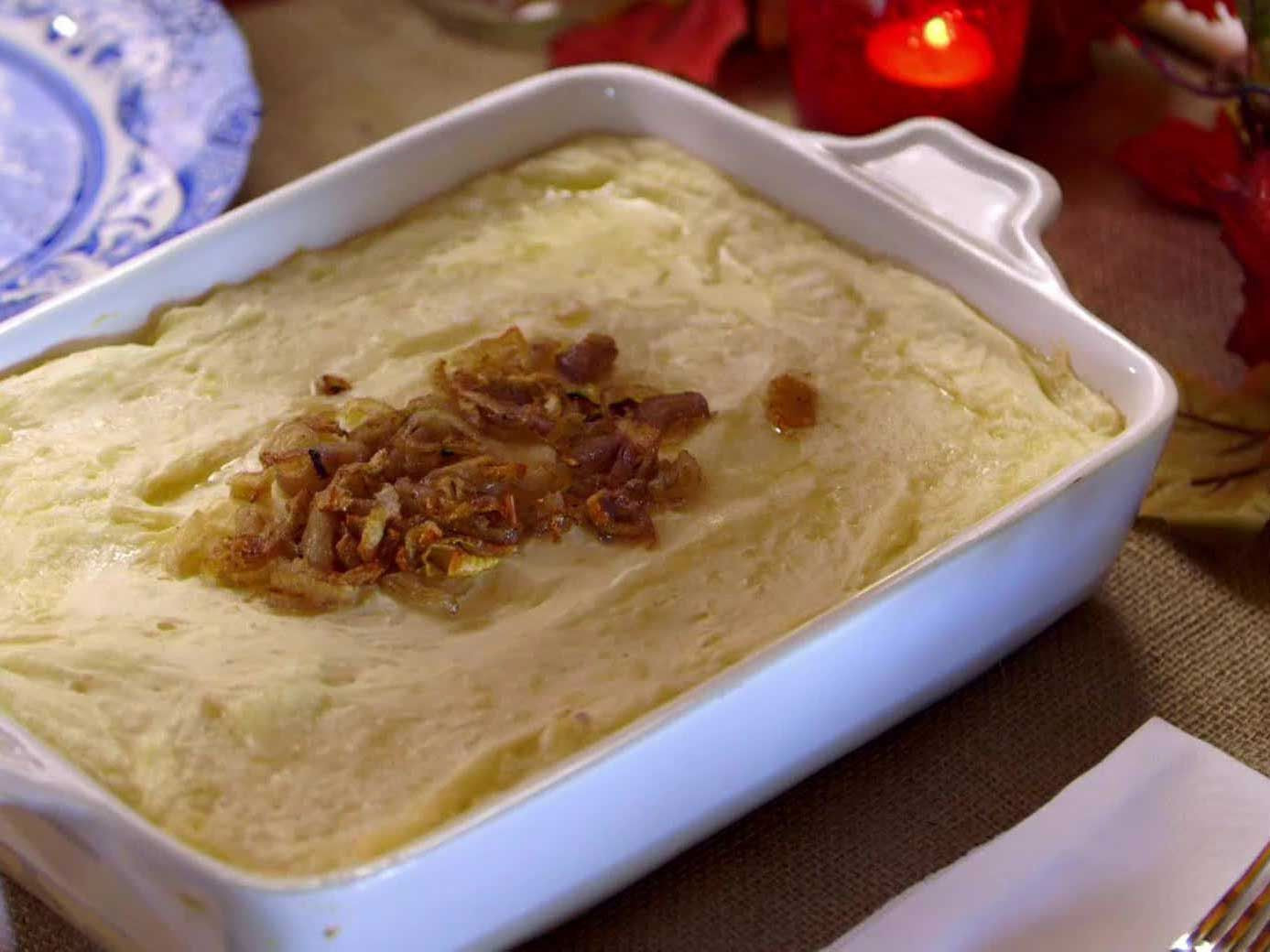 Pioneer Woman Thanksgiving Mashed Potatoes  Mashed Potatoes Two Ways Recipe