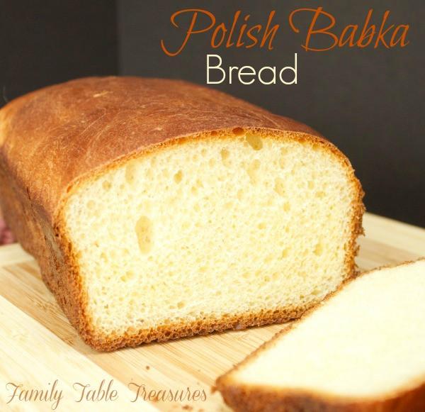 Polish Christmas Bread  Polish Babka Bread Celebrating Our Heritage Series