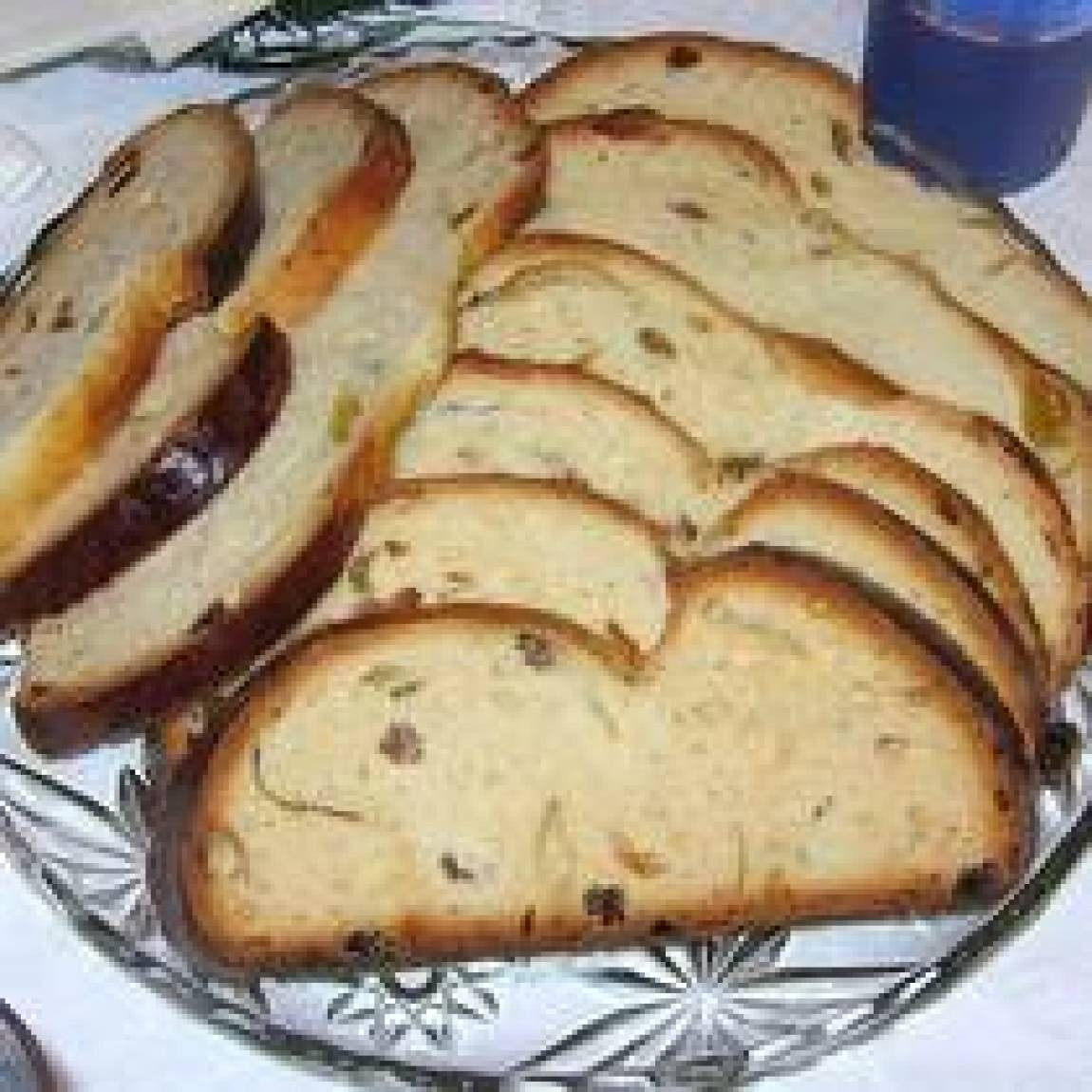 Polish Christmas Bread  Polish Egg Twist Bread Recipe Chalka