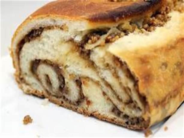 Polish Christmas Bread  Povitica Polish Holiday Bread Recipe Food