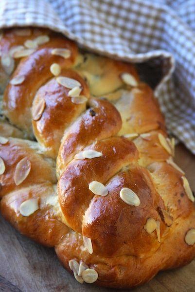Polish Christmas Bread  Vanocka – Traditional Czech Sweet Bread