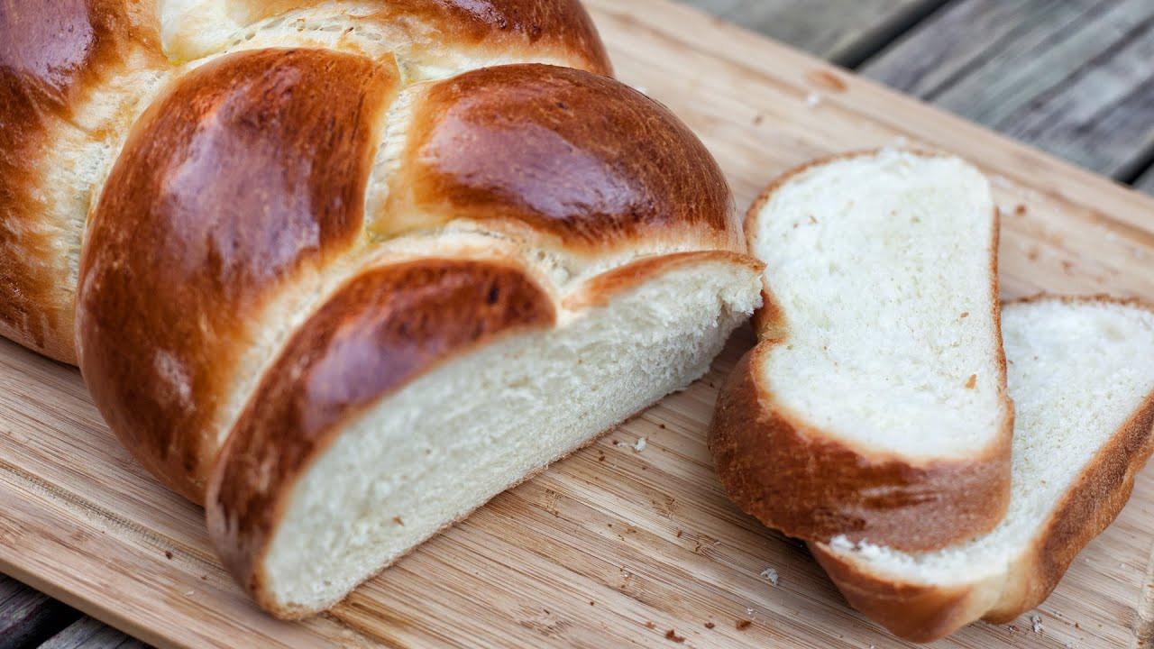 Polish Christmas Bread  Polish Braided Bread Chalka Recipe 177