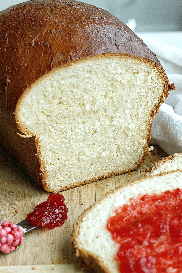 Polish Christmas Bread  Polish Sweet Bread Belle Vie