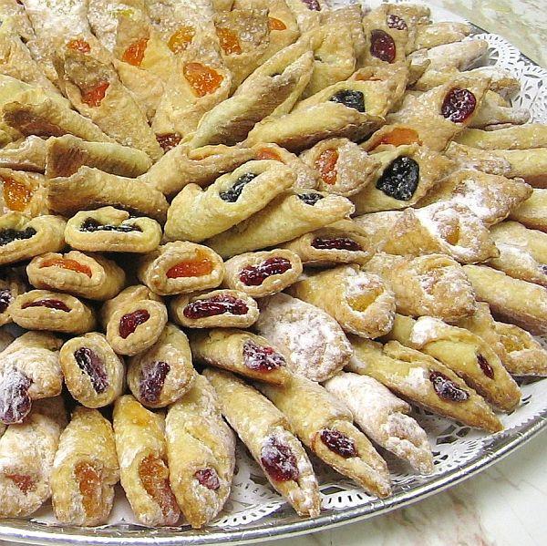 Polish Christmas Cookies  LYNDHURST POLISH AMERICAN CITIZENS CLUB Polish Recipes