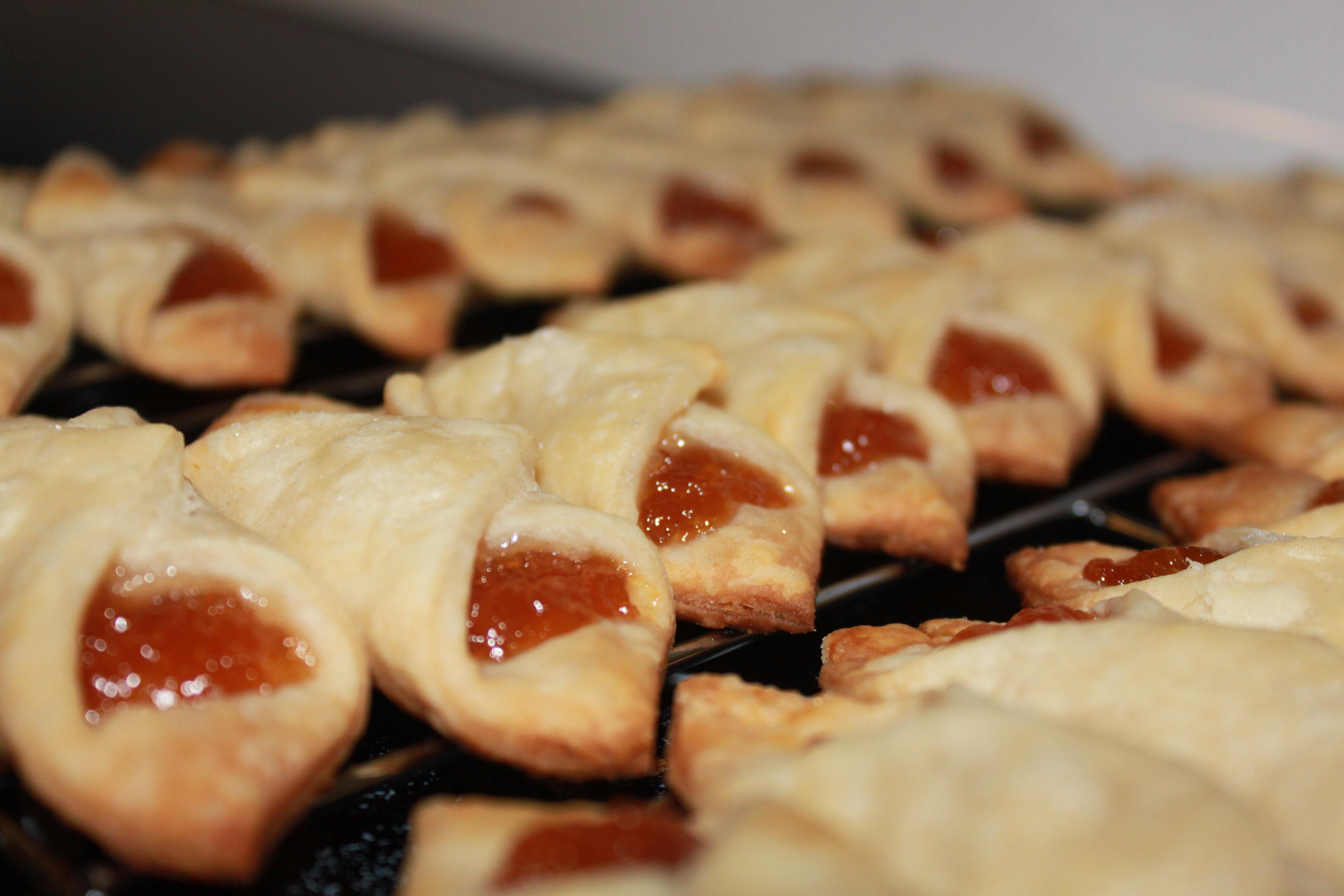 Polish Christmas Cookies  Kolaczki