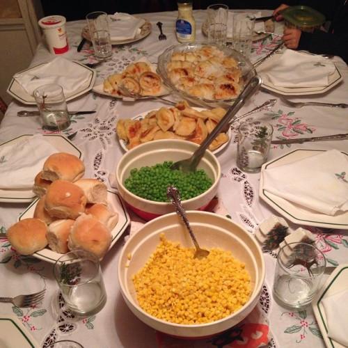 Polish Christmas Dinner  polish christmas eve dinner
