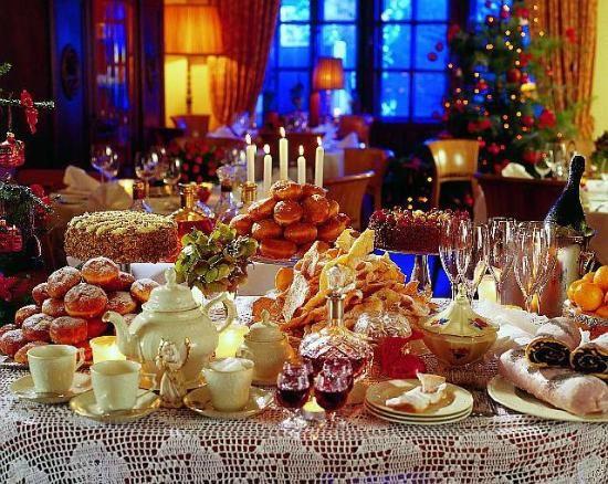 Polish Christmas Dinner  Have a wonderful Polish Christmas meal From PolskaFoods