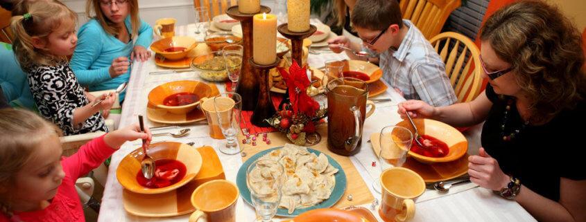 Polish Christmas Dinner  A Polish Christmas Eve Dinner Global Volunteers Service