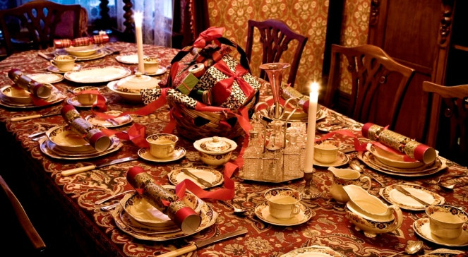 Polish Christmas Dinner  Poland Wigilia