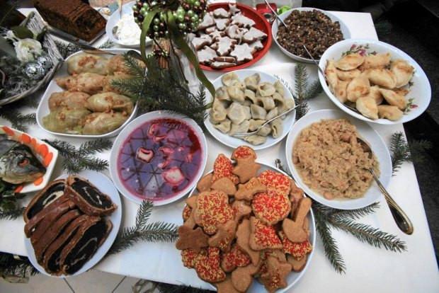 Polish Christmas Dinner  What to prepare for the Polish Christmas Eve Wigilia