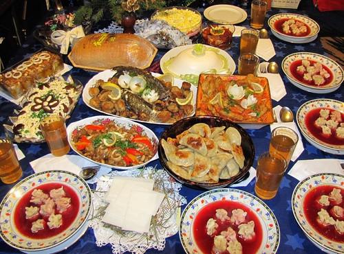 Polish Christmas Dinner  S&D Polish Deli Polish Christmas