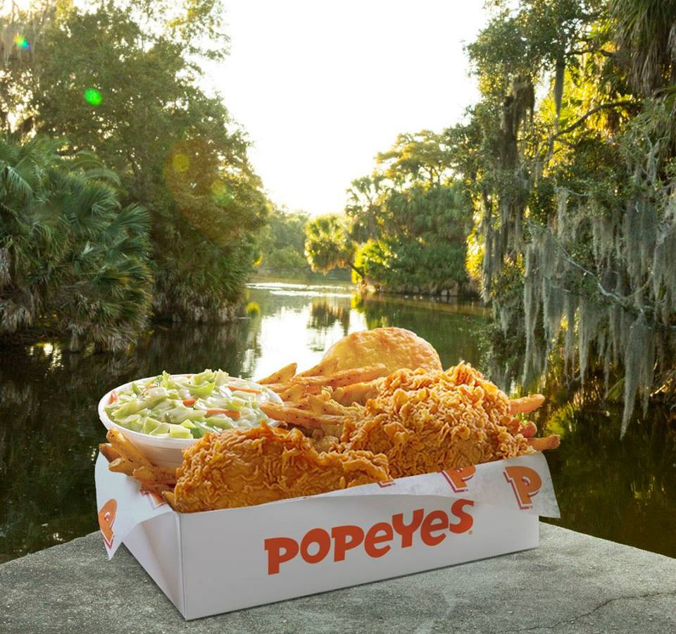 Popeyes Fried Turkey Thanksgiving 2019  New Orleans' Best Iconic Dishes Eater New Orleans