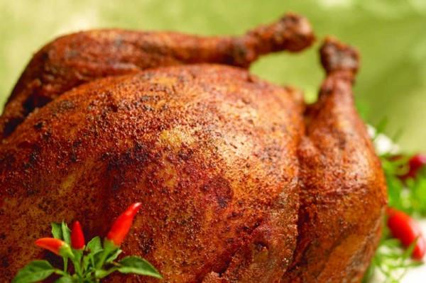 Popeyes Thanksgiving Turkey  Spice up Thanksgiving With Popeyes Cajun Style Turkey