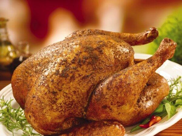 Popeyes Thanksgiving Turkey  Fox & Food Deep Fried Turkey