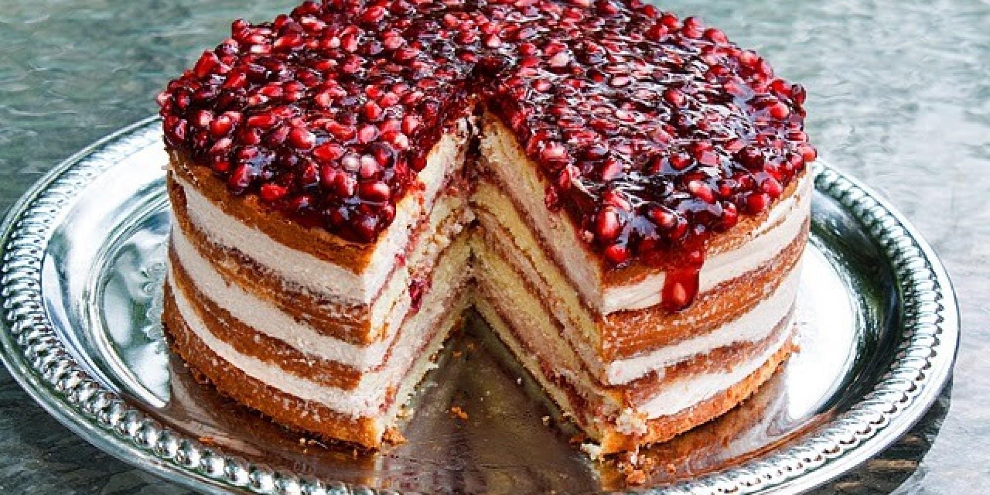 Popular Christmas Desserts  The Most Stunning Christmas Dessert Recipes Ever PHOTOS