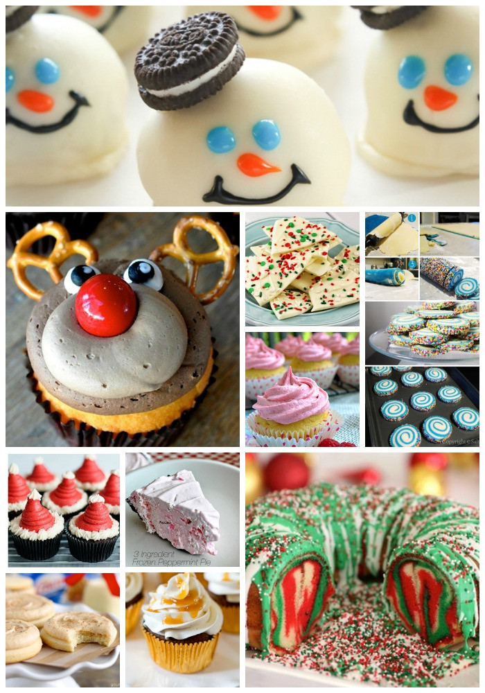 Popular Christmas Desserts  Rigged Recipes Linky Party 8 with Features – Being A