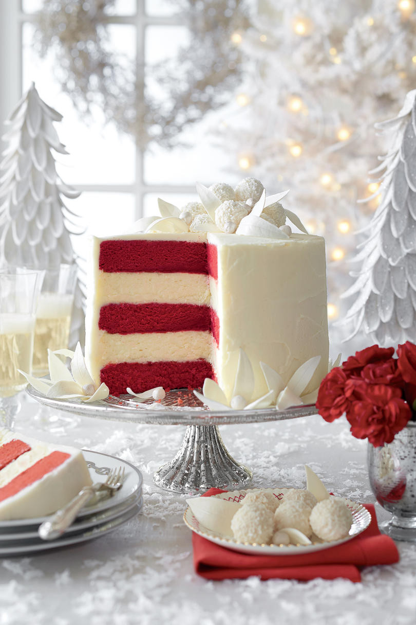 Popular Christmas Desserts  White Christmas Desserts Southern Living