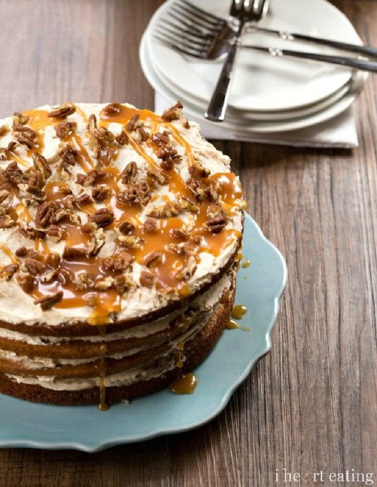 Popular Thanksgiving Desserts  Top 10 Traditional Thanksgiving Desserts Top Inspired